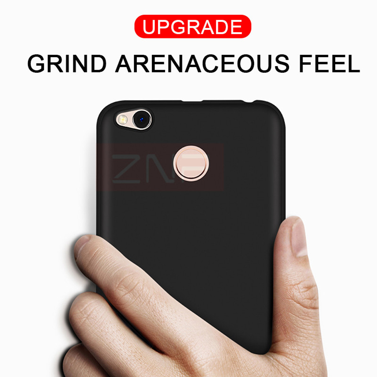 ZNP Phone Case For Xiaomi Redmi 4X 5A High Quality Silicone Protective  Cover Cases For Redmi Note 4 4X 5A Redmi 5 5 Plus 4 Case