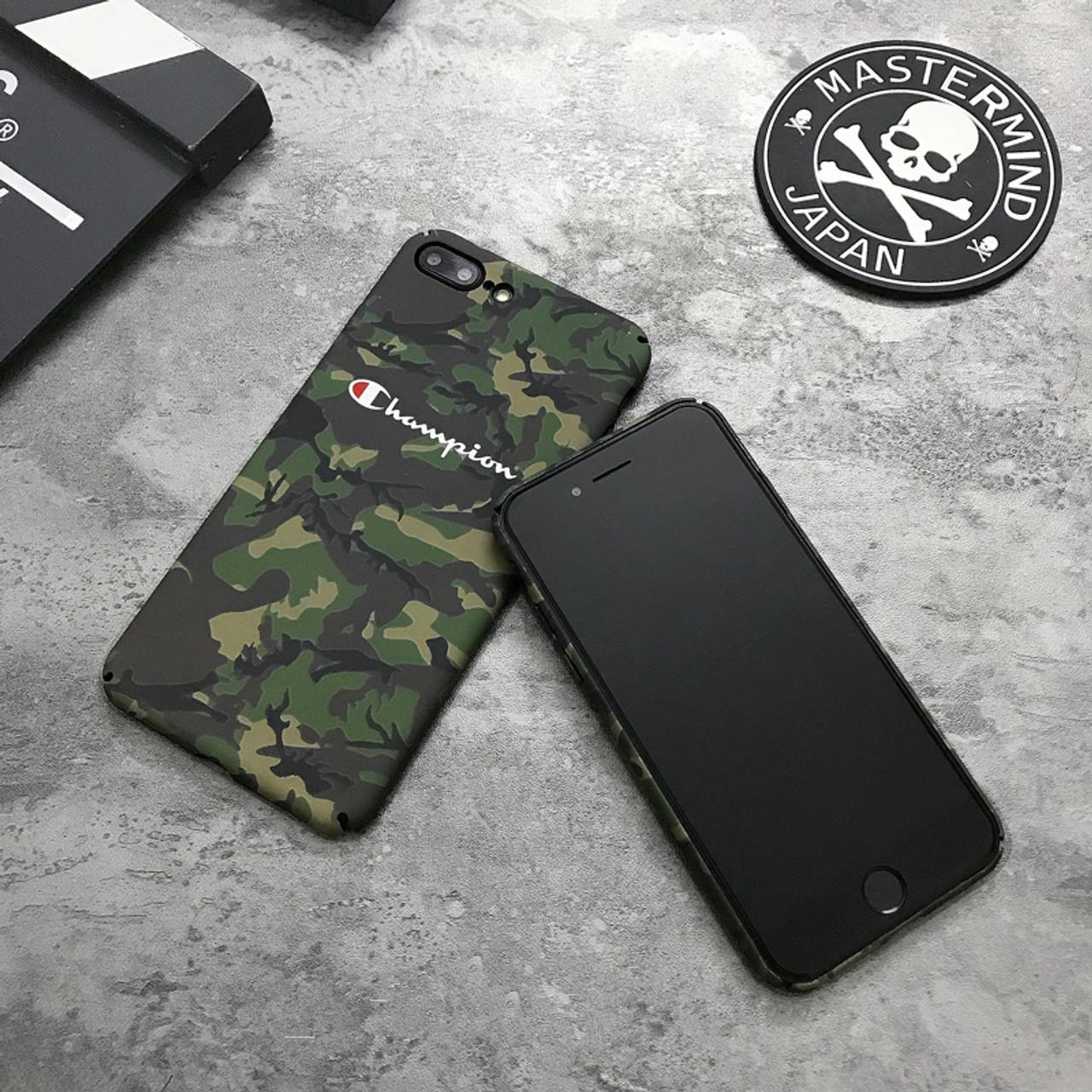 coque iphone 8 plus champion