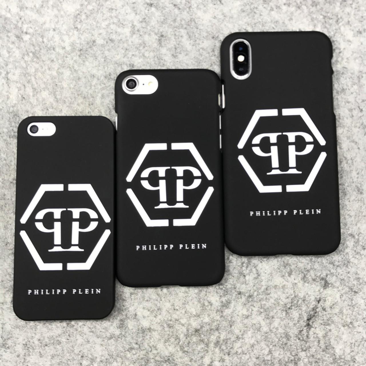 Newest fashion PHILIPP PLEIN Matte hard plastic cover case for iphone 5 5S SE 6 6S 16429.1531912343