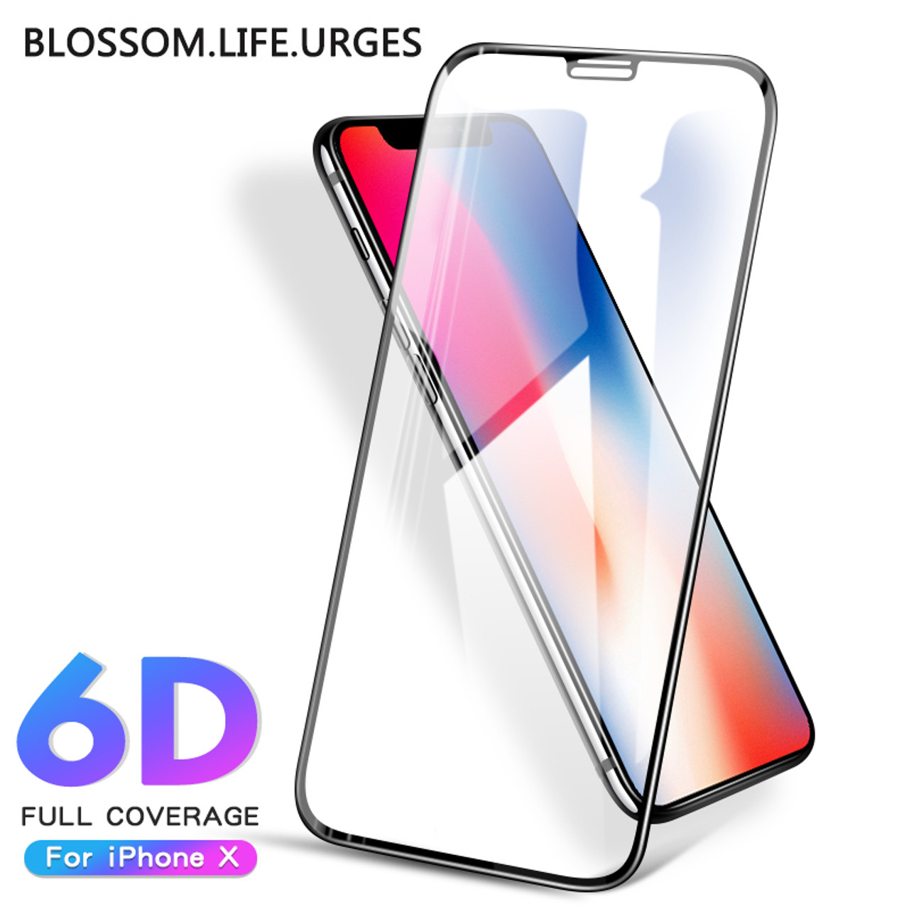 3 Pack Scratch Resistant HD Tempered Glass Screen Protector Film for iPhone 6s Plus//iPhone 7 Plus//iPhone 8 Plus Bear Village/® Screen Protector for iPhone 6 Plus//iPhone 7 Plus//iPhone 8 Plus