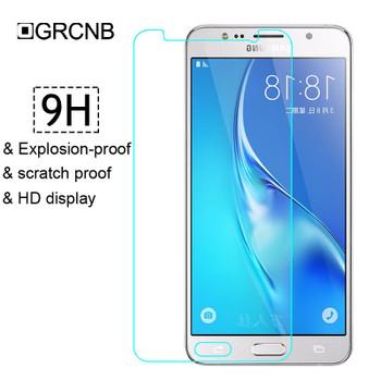 0.28mm 9H Tempered Glass For Samsung Galaxy J3 J5 J7 2017 2016 2015 J310 J510 J710 Screen Protector Film 2.5D Tempered Glass