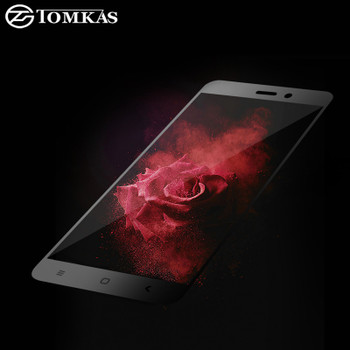 Tempered Glass For Xiaomi Redmi 4X Glass TOMKAS Screen Protector Protective For Redmi 4X 5A Redmi 5 5 Plus Note 5 Global Glass