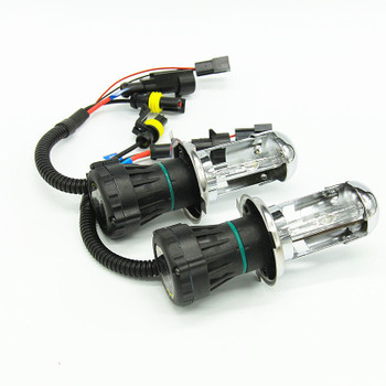 12v 35W 55W H4-3 Hi/Lo Beam Lamp hid light Xenon h4 bulb 6000K car lighting Automotive for BiXenon hid kit free shipping