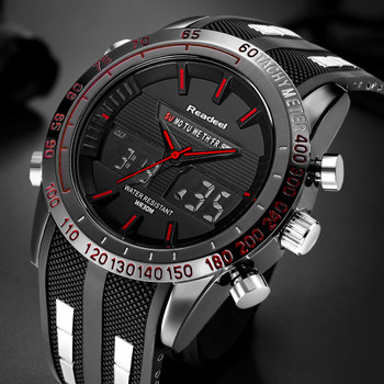 Men Sport Watch Digital Analog Military Luxury Watch Men LED Male Clock Casual Wrist Digital-Watch Relogio Sport Wristwatches