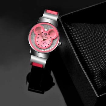 Fashion Luxury Rhinestone Watch Women Watches Full Steel Ladies Watch Girl Cute Bracelet Women's Watches Clock saat montre femme