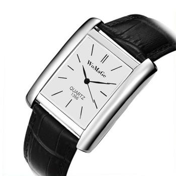 Men Watches Top Brand Luxury Womage Watch Men Leather Watches Clock relogio masculino montre homme saat erkek kol saati montre