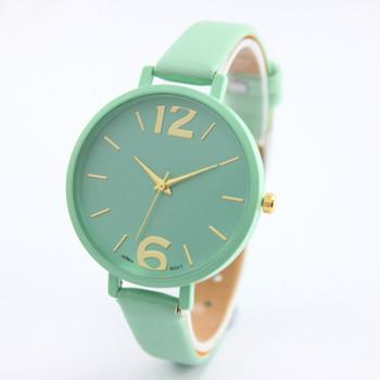 Susenstone reloj mujer New Fashion Women Watch 2018 Luxury Women Quartz Wrist Watch Ladies Casual Dress Clock Relogio Feminino