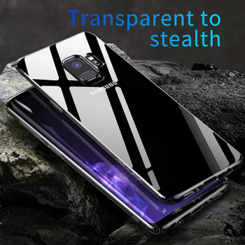 Baseus Soft TPU Case For Samsung Galaxy S9 S9 Plus Ultra Thin Clear Transparent Phone Cover For Samsung S9 S9 Plus Luxury Coque