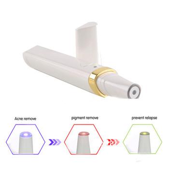 Laser Acne Removal Pen for Scar Repair Skin Rejuvenation Soft Light Treatment Skin Face Care Tool Machine Acne Treatment