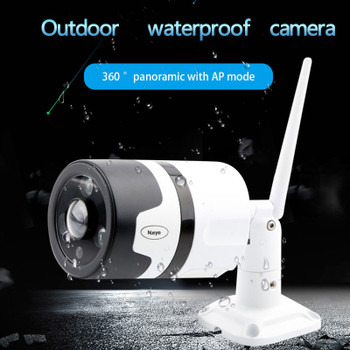 N_eye IP Camera Outdoor Waterproof HD 1080P CCTV Bullet Camera WiFi 360 Security Outdoor IR Vision Wireless Wifi Camera C30