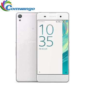 Original Sony Xperia X F5121 3GB RAM 32GB ROM 5.0 Inch Android Hexa-core 23MP Camera 2600mAh Single Sim Mobile Phone