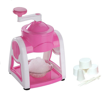 Ice Crusher Gola Maker Ice Show Maker Ice Shaver Slush Maker