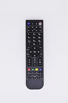 Changer 4 in 1, USB remote control for TV, DTT, SAT, AUX, by USB programmable