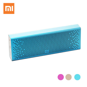 Xiaomi Mi Bluetooth Speaker English Version Stereo Wireless Mini Portable Bluetooth Speakers Music MP3 Player Support Handsfree