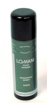 Lomani Pour Homme Perfumed Deodorant 200ml