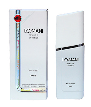 Lomani White Intense Pour Homme Perfumed 100ml