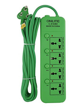 Onlite Power Extension Cord L-EX402