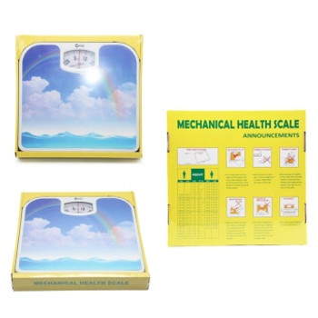 Mechanical Health Scale (max-130kg)