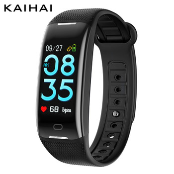 KAIHAI H21 smart wristband young blood pressure Heart Rate monitor wrist band watch fitness tracker bracelet for ios Android