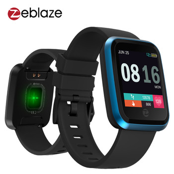 Zeblaze Crystal 2 Sports Smartwatch Pedometer Heart Rate Monitor Smart Wristband For Android IOS IP67 Waterproof Wearable Device