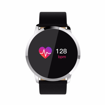 Cawono CW5 Smart Watch Color Touch Screen Smartwatch Heart Rate Monitor Sport Fitness Men Women Wearable Devices for IOS Android