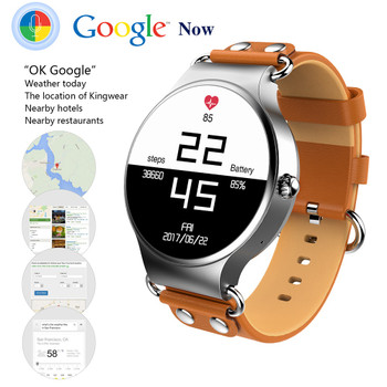 Kaimorui Smart Watch Android 512MB+8GB Smartwatch Men SIM Card GPS WiFi Bluetooth Watch Smart Watch For Android IOS Watch Phone