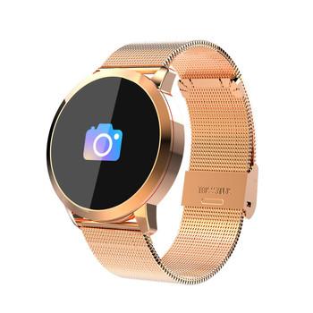 FIZILI Q8 Color Touch Screen Smartwatch Smart 1080P Watch Men and Women IP67 Waterproof Sports Fitness Wearable Electronic Produ