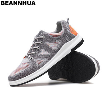 New Arrival BEANNHUA Brand Men Casual Shoes   Wholesale and retail  Light Shoes 030