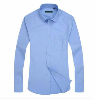 2017 Hot Sale White Black Blue Men Shirt Groom Tuxedos Best Man Groomsmen Men Wedding Shirts Formal Occasion Men Shirts