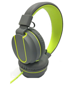 Syska POP WITH STEREO HEADPHONE Wired Headset