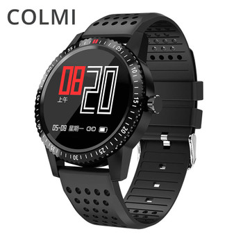 COLMI CT1 Smart Watch IP67 Waterproof Activity Fitness Tracker Heart Rate Monitor BRIM Men Women Smartwatch for Android IOS