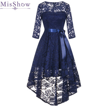 Real Photos Navy Blue Lace Short Cocktail Dresses 2018 New Sexy Burgundy Party Cocktail Gowns Elastic Lace Zipper Cocktail Dress