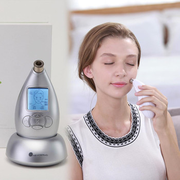 NEWDERMO Household Skin SPA Microdermabrasion Machine Multi-Function Anti-Wrinkles Remove Eye Bags Skin Rejuvenation Tool