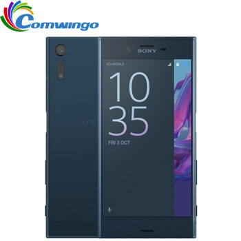"Original Unlocked Sony Xperia XZ F8331 3GB RAM 32GB ROM GSM 4G LTE Android Quad Core 5.2"" IPS 23MP WIFI Fingerprint GPS 2900mAh"