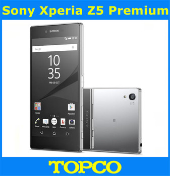 "Sony Xperia Z5 Premium E6853 Original Unlocked GSM 3G&4G Android Mobile Phone Octa Core 5.5"" 23MP WIFI GPS 32GB ROM"
