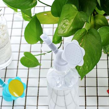 2In1 Houseplant  Succulent plants Sprinkler Nozzle For Flower Waterers Bottle Garden Watering Cans Sprinkler
