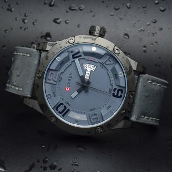 CURREN Watches Men Watch Man Luxury Brand Leather Sports Watches Men's Army Military Watch Man Quartz Clock Relogio Masculino