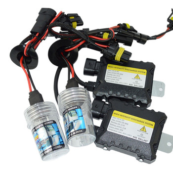 Slim Ballast kit Xenon Hid Kit 55W H4 H1 H3 xenon H7 H8 H10 H11 H27 HB3 HB4 H13 9005 9006 Car light source Headlight bulbs lamp