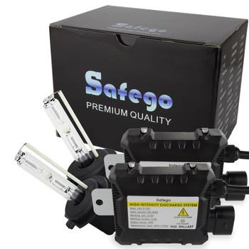 slim ballast HID kit xenon 35W H4 H7 H11 xenon hid conversion kit H1 H3 H8 H9 H13 9004/7 9005 HB3 9006 HB4 headlight bulbs 6000K