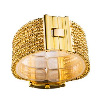 ASJ Brand Lady Bracelet Watches Women Luxury Fashion Casual Wristwatch Clock Dress Quartz Wrist watch Gold Relogio Feminino