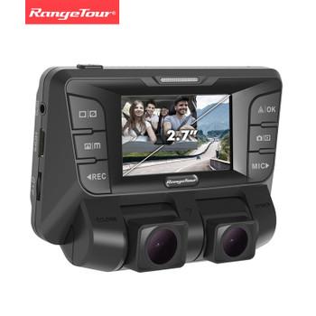 Range Tour Dual Lens Full HD 1080p+1080p Car DVR WIFI Camera Video Recorder B90D Novatek 96660 Dash Cam 170+170 Degree Dashcam