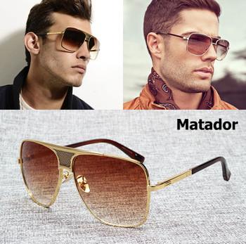 bef071c1bfb JackJad 2018 Fashion Matador Metal Alloy Frame Gradient Sunglasses Men  Brand Design Aviation Sun Glasses Vintage · Choose Options