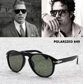 636f589bd4f Classic Vintage JackJad 649 Aviation Style Polarized Sunglasses Men Driving  New Brand Design Sun Glasses Oculos