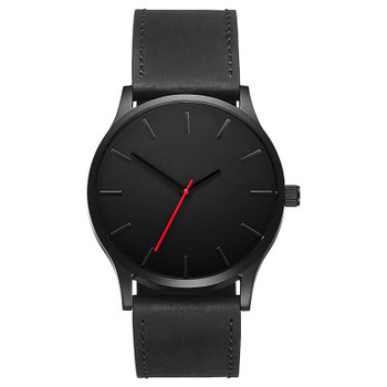 Large Dial Top Luxury Brand Men Watches Men's Sports Quartz Clock Man Leather Army Military Wristwatch Relogio Masculino Gifts