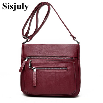 Luxury Bag Women Messenger Bags Female PU Leather Handbags Small Crossbody Bag For Women's Shoulder Bags Famous Brand Designers