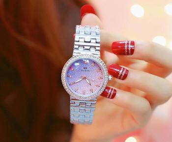 New Hot Women Watches Luxury Lady Watch Woman Rhinestone Wristwatches Fashion Crystal Watches Gift Watch Women Relogios clocks