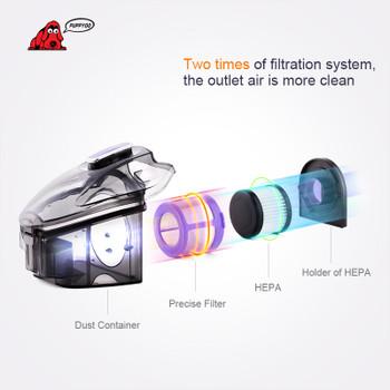 Mini Mattress UV Vacuum Cleaner for Home Aspirator Home Appliances Mites-killing Collector WP606