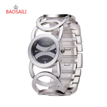 Women Watches Gold Silver Luxury Brand Ladies Crystal Bracelet Watch Womens Dress Rhinestone Quartz Wristwatches Unique Clock 35