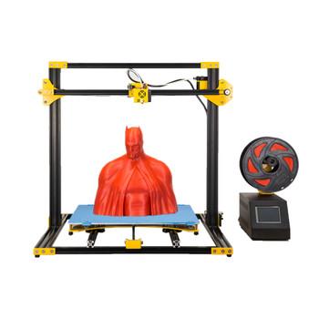 420*420*400 Big Printing Size Aluminum Metal Structure 3D Printer Kit Sunhokey S3
