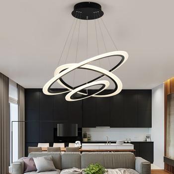 Minimalism Modern Led Pendant lights for diningroom bedroom kitchen Pendant lamp nordic lamp suspension luminaire flesh light